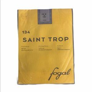 New Saint Trop Fogal pantyhose 134M 108 Plage